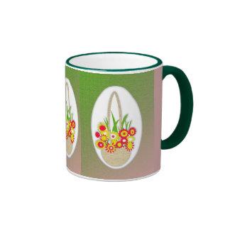 Easter Flower Mug