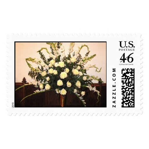 Easter Flowers Stamp