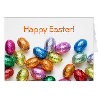 Easter folded card