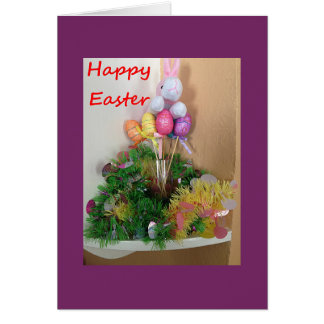EASTER FOR MY TWIN=MY FAVORITE TWIN CARD