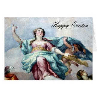 easter fresco joy greeting card