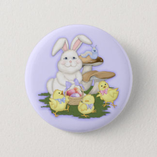 Easter Friends Button