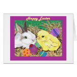 Easter Friends card