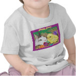 Easter Friends infant tee white