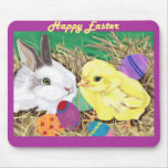 Easter Friends mousepad