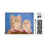 Easter Friends Postage