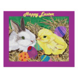 Easter Friends poster 1