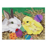 Easter Friends poster 2