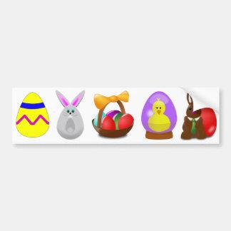 Easter Fun Bumper Sticker