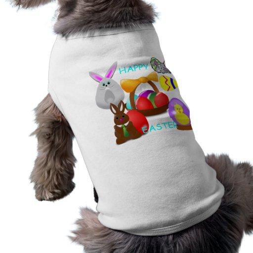 Easter Fun Dog T Shirt