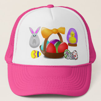Easter Fun Trucker Hat