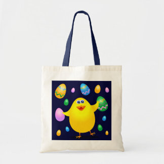 Easter funny chick, bag