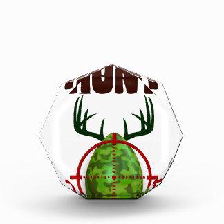 easter funny design, Born to hunt deer egg shooter Award