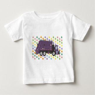 Easter Garbage Truck Tee Shirt