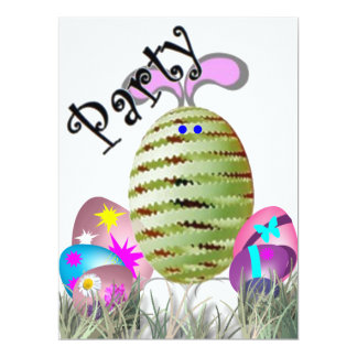 Easter Gathering Card