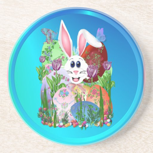 Easter!  Get into it... Coaster