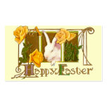 Easter Gift tag Business Card Template
