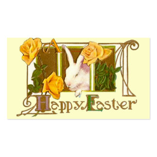 Easter Gift tag Double-Sided Standard Business Cards (Pack Of 100)