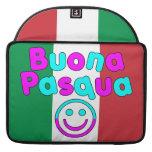 Easter Gifts for Italian Speakers : Buona Pasqua Sleeve For MacBooks