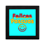 Easter Gifts for Spanish Speakers  Felices Pascuas Keepsake Boxes