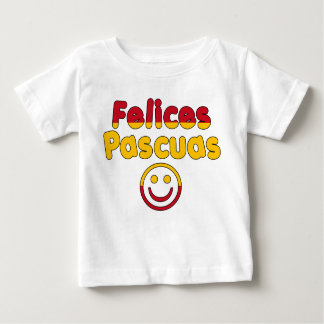 Easter Gifts for Spanish Speakers  Felices Pascuas Infant T-shirt