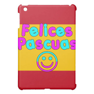 Easter Gifts for Spanish Speakers Felices Pascuas Case For The iPad Mini