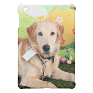 Easter - Golden Retriever - Augie iPad Mini Cover
