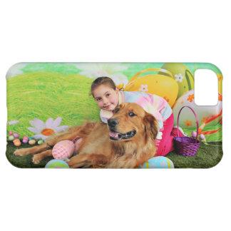 Easter - Golden Retriever - Beam Case For iPhone 5C