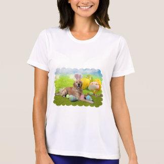 Easter - Golden Retriever - Frank Tee Shirt