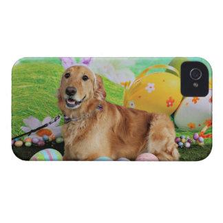 Easter - Golden Retriever - Molly iPhone 4 Case-Mate Case