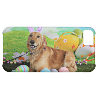 Easter - Golden Retriever - Molly iPhone 5C Cover