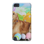 Easter - Golden Retriever - Molly iPod Touch (5th Generation) Case