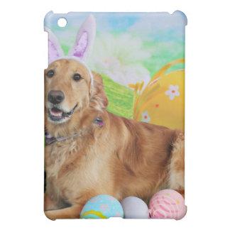 Easter - Golden Retriever - Molly iPad Mini Cases