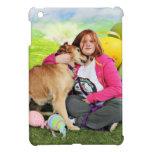 Easter - Golden Retriever - Sandy iPad Mini Cases
