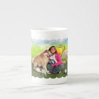 Easter - Golden Retriever - Sandy Tea Cup