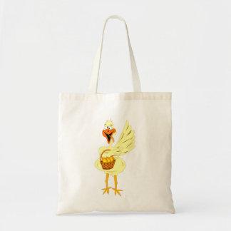 Easter Goose Tote Bag