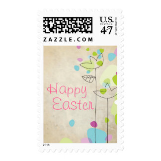 Easter Greeting Postage