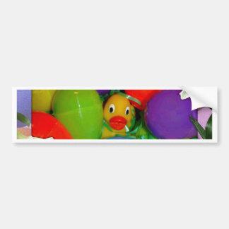 Easter Greetings #2_ Bumper Sticker
