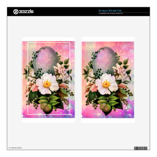 EASTER GREETINGS 5 SKIN FOR KINDLE FIRE