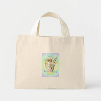 EASTER GREETINGS by SHARON SHARPE Bags
