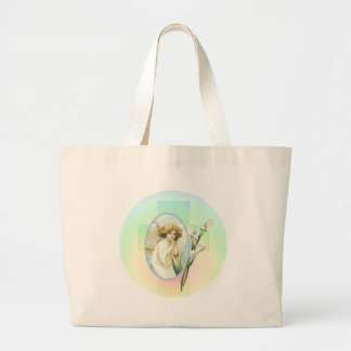 EASTER GREETINGS by SHARON SHARPE Tote Bags