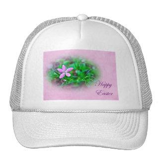 Easter Greetings Deptford Pink Wildflower Trucker Hat