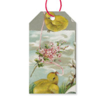 Easter Greetings Gift Tags