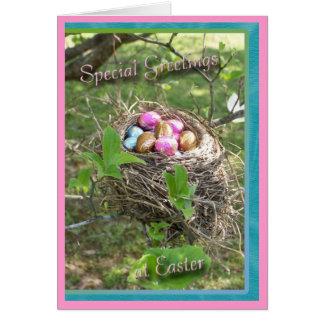 Easter Greetings Greeting Cards