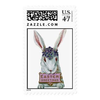 Easter Greetings Postage