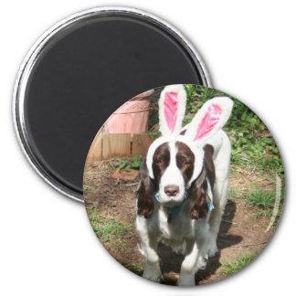 Easter Hank Magnet