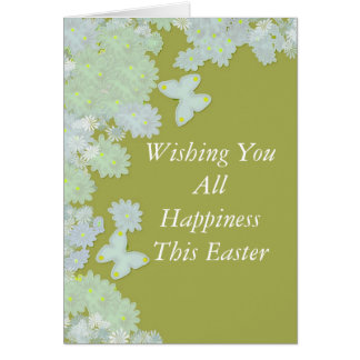 Easter Happiness for All Card