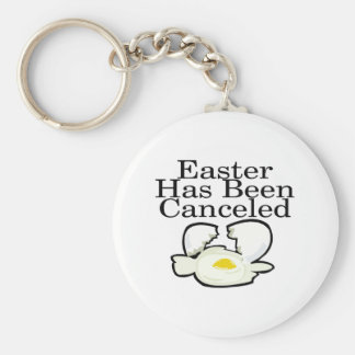 Easter Has Been Canceled Keychain