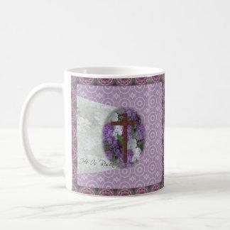 Easter He Is Risen Coffee Mug