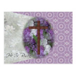Easter~ He Is Risen Postcards